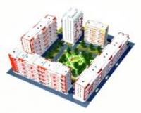 Constructia a 5.000 de apartamente, amanata