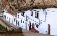5 Setenil de las Bodegas - Spania