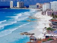 Plaja Cancun, Mexico