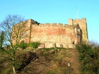 Castelul Tamworth – Staffordshire