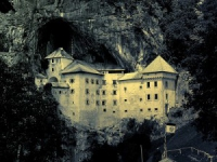 Castelul Predjama – Slovenia