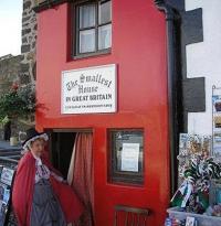 Cea mai mică locuinţă din Anglia