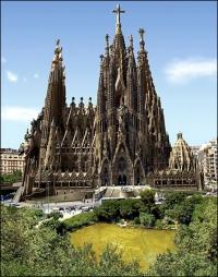 4 Sagrada Familia