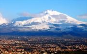 9. Etna - cel mai activ vulcan