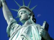 6. Statuia Libertății a fost fabricată în Franța