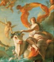 5. Europa, o prințesă feniciană din mitologia greacă