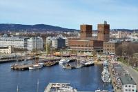 Piața imobiliară din Oslo nu a fost grav afectată de criză.