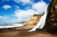 Plaja Point Reyes, California
