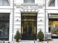 Emblemă a Capitalei, readusă la viaţă: Hotel Cişmigiu, clădire istorică modernă