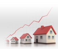 Piaţa imobiliară continuă să fie amorţită, într-o economie activă