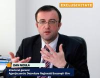 Dan Nicula, director gener Agenţia pentru Dezvoltare Regională Bucureşti- Ilfov (sursa foto: jurnaluldeilfov.ro)