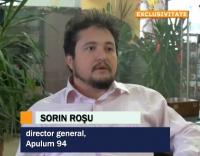 Sorin Roşu, director general Apulum 94