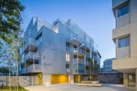 Proiect rezidențial din București, finalist la Festivalul Mondial de Arhitectură