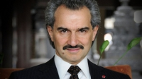 2 Printul Alwaleed bin Talal Alsaud al Arabiei