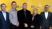 Juriul competitiei EY Antreprenorul anului