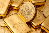 Monedele și lingourile de aur, un succes: BCR a vândut peste 160 kilograme, în 10 luni