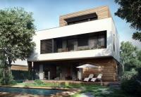 """Case pasive, cu design bioclimatic, în primul proiect rezidențial """"verde"""" de lux de la ..."""