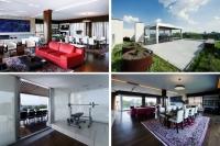 Cel mai scump apartament din Capitală ocupă ultimele două niveluri ale unui bloc cu cinci etaje, din cartierul Primăverii
