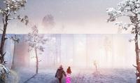 Doi arhitecți români au conceput cel mai bun centru logistic pentru Moș Crăciun