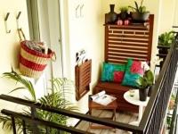Amenajare: cum transformi balconul într-un spațiu relaxant?