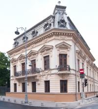 Casa Filipescu-Cesianu (foto: Muzeul Bucureștiului)