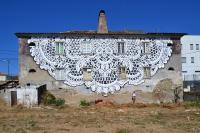 Clădiri dantelate: artistă poloneză înfrumusețează peisajul urban, inspirându-se din ...