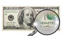 Numărul banilor falși este în creștere, în România. ...