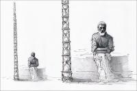 """""""Eu vreau să sculptez forme care pot da bucurie oamenilor"""", declara, cu modestie, Constantin Brâncuși (foto: hypothalamus.deviantart.com)"""