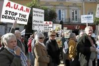 Proprietarii păcăliți au format organizația AUAN, în încercarea de a trece în legalitate toate construcțiile