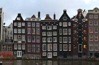 blocuri traditionale amsterdam