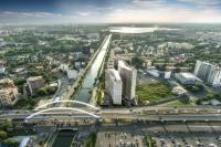 Investiție de 75 milioane euro: două noi turnuri de birouri, în București