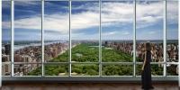 Cea mai scumpă clădire din New York: în One 57, prețul mediu depășește 65.000 dolari/mp