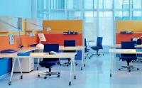 Birourile open-space, alese de majoritatea companiilor. Doar câteva domenii fac excepție