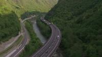 autostrada munte