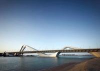 Podul Șeicului Zayed (Abu Dhabi, EAU)