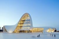"""Centrul Cultural """"Heydar Aliyev"""" (Baku, Azerbaijan)"""