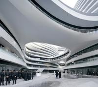 Mallul Galaxy Soho (Beijing, China)