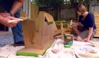 Mobilier și obiecte de exterior: cum se tratează și menține lemnul?