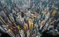 Jungla urbană: densitatea Hong Kongului, văzută de sus (foto Andy Yeung)