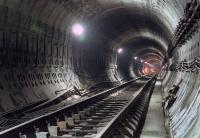 tunel metrou