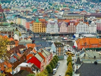 5 Bergen Norvegia
