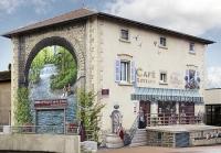 Clădiri banale, transformate spectaculos: artiștii urbani însuflețesc pereții monocromi (FOTO)