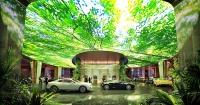 Încă o premieră mondială, în Dubai: primul hotel cu pădure ecuatorială în interior