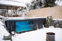 piscina container iarna