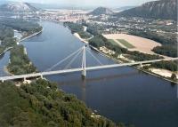 Cel mai înalt pod peste Dunăre, din România: un proiect vechi de 14 ani, încă neînceput