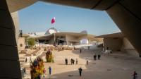 sursa foto: https:/www.alaraby.co.uk/english/news/2019/3/27/qatar-national-museum-celebrates-opening-ceremony