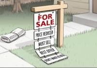 Criza in imobiliare: 7.000 de agentii vor disparea de pe piata