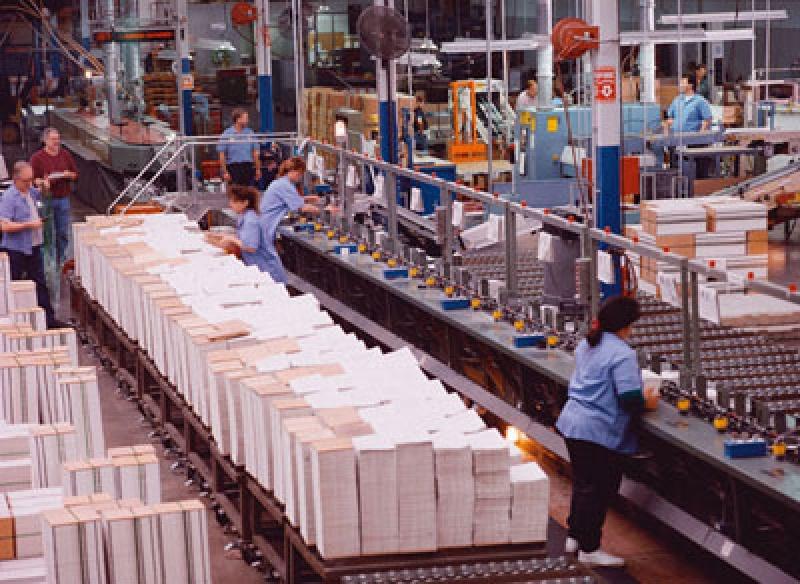 Индекс промышленного производства в январе - июне 2008 года в целом по...
